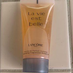 Lancome La Vie Est Belle Shower Gel NEW